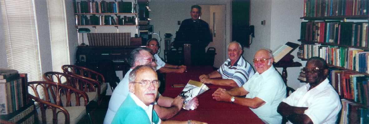 St. Thomas Aquinas Seminary - First Retreat AD 2000